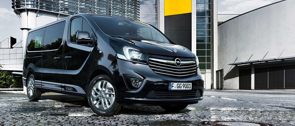 Opel Vivaro 2017 >> Nuovo Opel Vivaro 2018: più di un semplice furgone