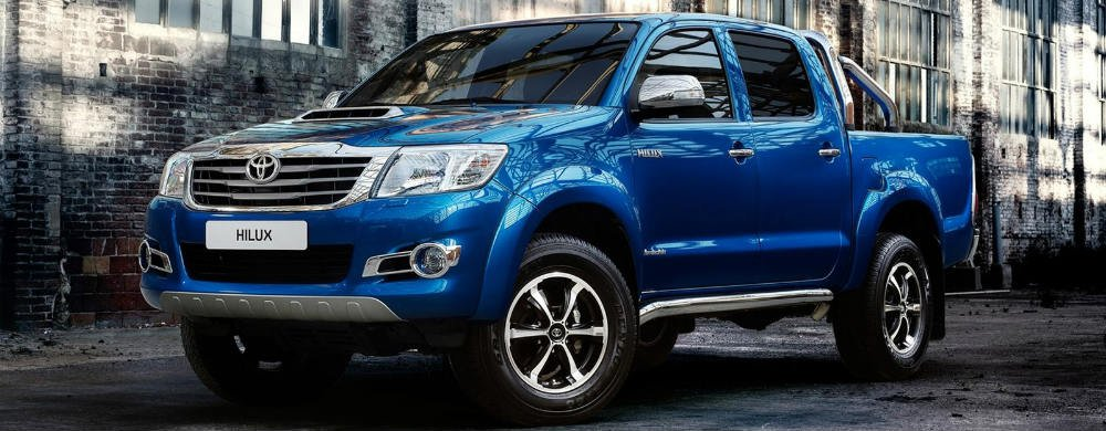 Toyota Hilux Il Pick Up Intramontabile Furgonenoproblem