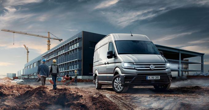 nuovo Volkswagen Crafter