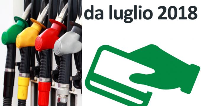 da liglio 2018 obbligo pagamento con carta dal benzinaio per abolizione scheda carburante