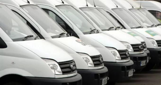 furgoni e veicoli commerciali a noleggio lungo termine