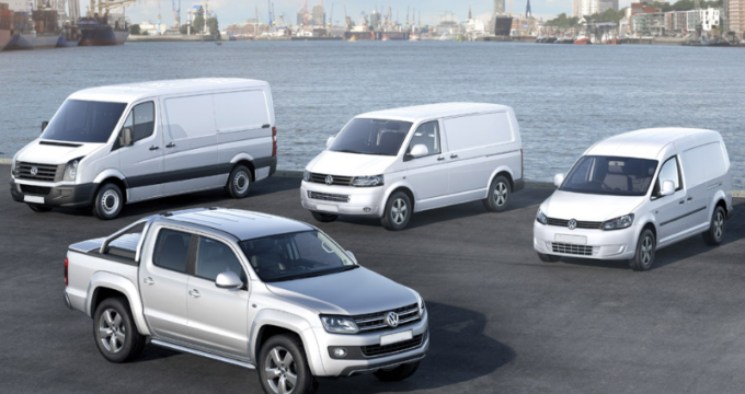Fleet LCV: veicoli commerciali leggeri con furgoni noleggio lungo termine - Furgone No Problem