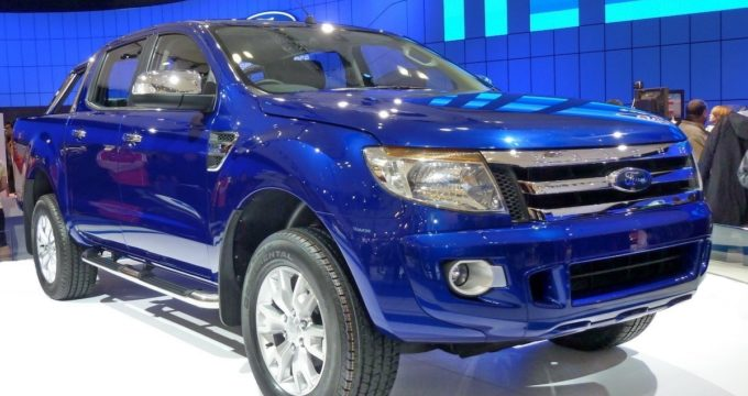 Nuovo Ford Ranger 2019 Restyling - Furgone No Problem