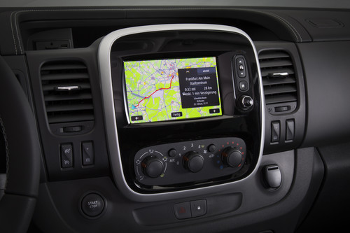 Opel Intellilink Navi 80 - Furgone No Problem