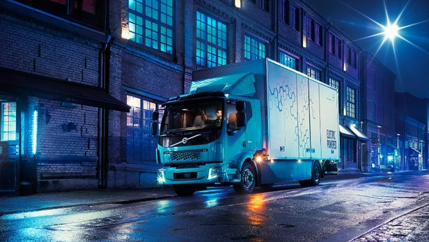 Nuovo Volvo FL Electric - Furgone No Problem